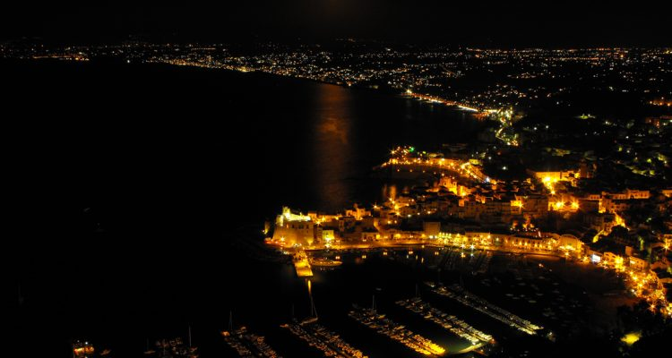 Flickr - Castellammare Del Golfo At Night - Miguel Virkkunen Carvalho