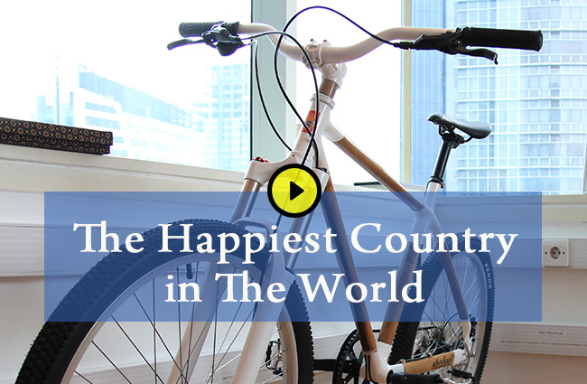 The Happiest Country