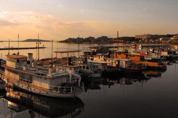 Flickr - Harbour Scene At Sunset - Miguel Virkkunen Carvalho