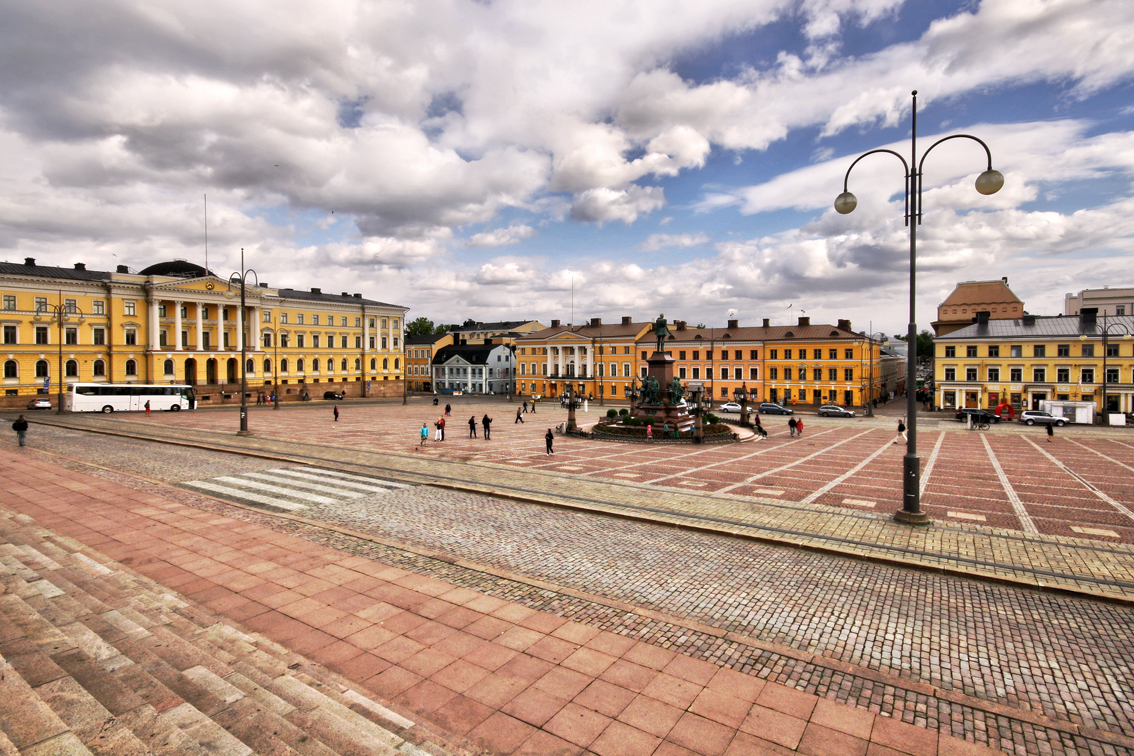 Flickr - Helsinki Cityscape - Miguel Virkkunen Carvalho