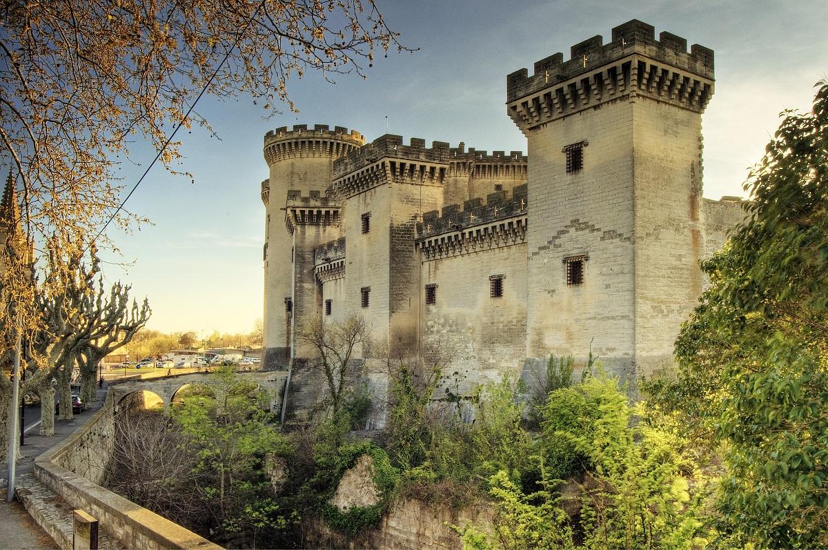 Flickr - Château de Tarascon - Wolfgang Staudt
