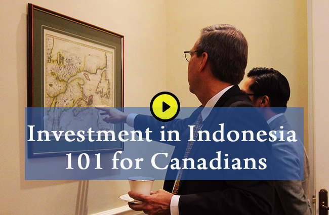 Investment in Indonesia 101 for Canadians